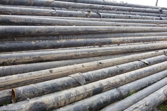 Расценка демонтаж труб в тоннах